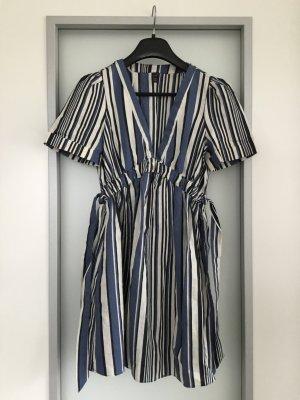 Schönes gestreiftes Kleid I Zara trf Collection I neu