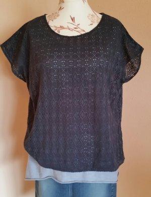 Schönes Gina Benotti Netz Shirt Gr. L