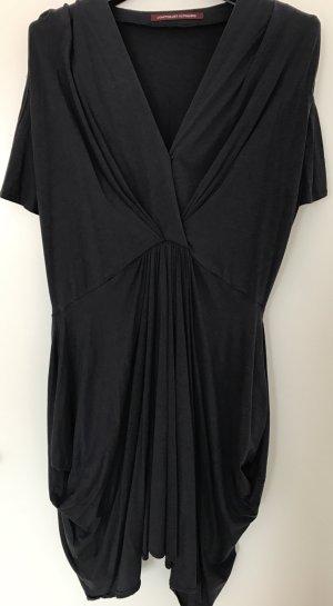 Schönes graublaues Kleid Comptoir des Cottoniers