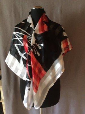 Schönes Halstuch in rot weiß schwarz