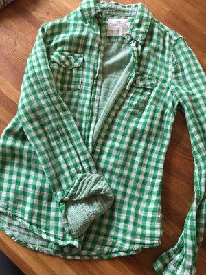 Schönes Hemd in Grün von H&M
