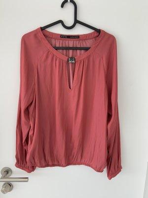 schönes hemd tunika bluse von ZARA neu blogger hipster style