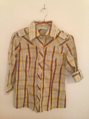 Short Sleeve Shirt multicolored cotton