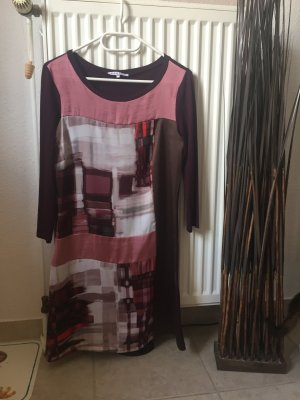 Anna Field Sheath Dress multicolored viscose