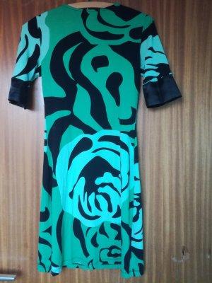 Bodyflirt A-lijn jurk veelkleurig Gemengd weefsel
