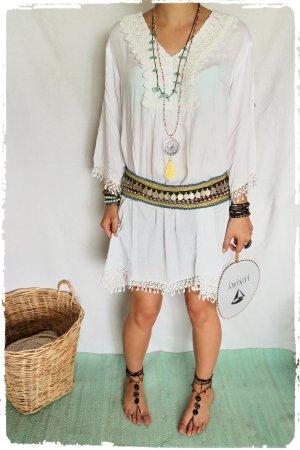 Schönes Ibiza Boho Kleid passt S bis XL