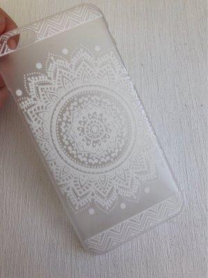 Hoesje voor mobiele telefoons wit