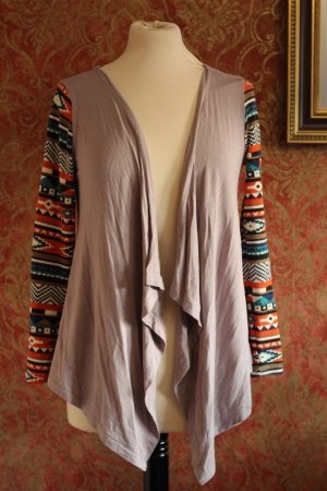 SheIn Shirt Jacket multicolored