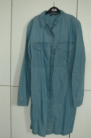 schönes Jeans Kleid Bershka Denim S