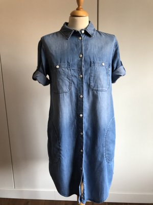 Replay Denim Dress cornflower blue