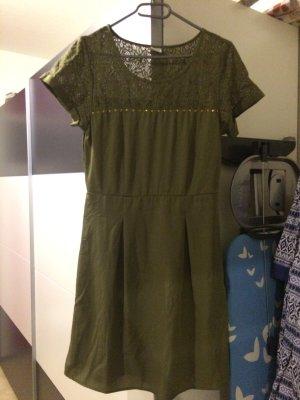 Schönes Khaki Kleid *fast Neu*