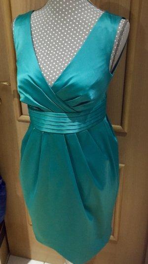 Mini-jurk cadet blauw