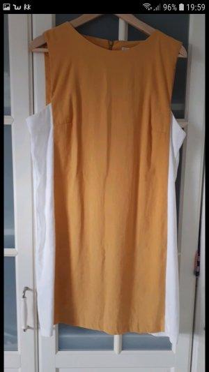 Mango A Line Dress multicolored