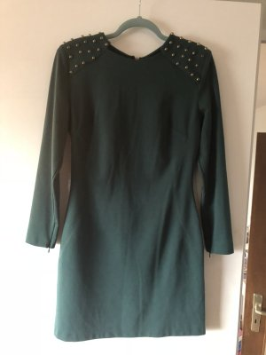 Dress forest green