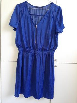 Atmosphere Robe à manches courtes bleu