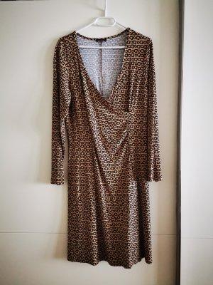 Monari Longsleeve Dress multicolored rayon