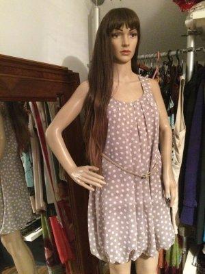 Schönes Kleid Gr M, Vintage mit Pünktchen