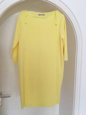 Schönes Kleid in gelb Gr M