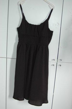 schönes Kleid in schwarz von H&M Größe 36