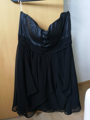 Do & Be Off the shoulder jurk zwart