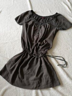 schönes Kleid Longbluse zum Binden