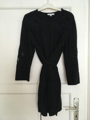 Schönes Kleid mit Bindegürtel von Iro M L 40