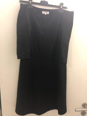 Zalando Off the shoulder jurk zwart