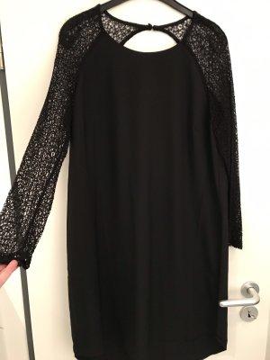 Schönes Kleid mit Spitzenärmeln, Vila, Gr XL