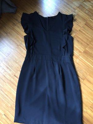 Schönes Kleid mit Volants von Selected Femme, Gr 40