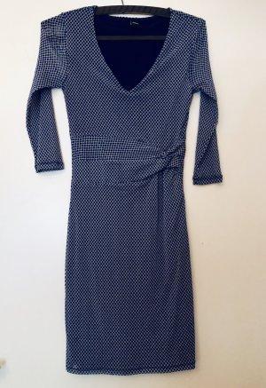Schönes Kleid s,Oliver teils durchsichtig