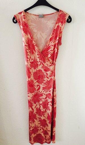 schönes Kleid von 3 Suisses + Gürtel von Jazoo
