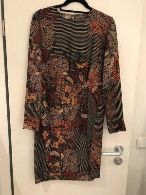 Angela Davis A Line Dress multicolored