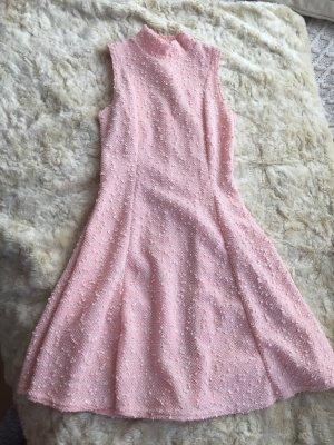 Club L Vestido elástico rosa