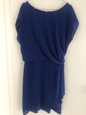 Esprit Chiffon Dress blue