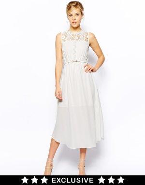 Schönes Kleid von OASIS  - Sehr chic!