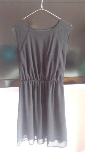 schönes Kleines Schwarzes Sommerkleid Gr.36