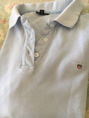 Gant Polo Shirt baby blue