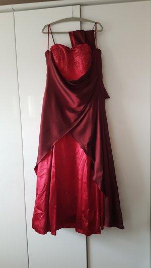 Schönes langes Abendkleid, Königinnenkleid, Ballkleid, neuwertig, Gr.44/46!Letzte Preissenkung!!