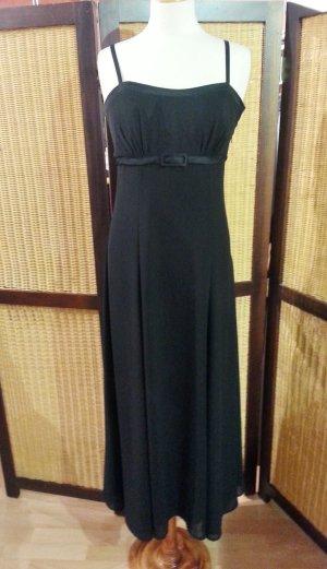 Schönes langes #Cocktailkleid von #Montego, Gr. 36 in schwarz