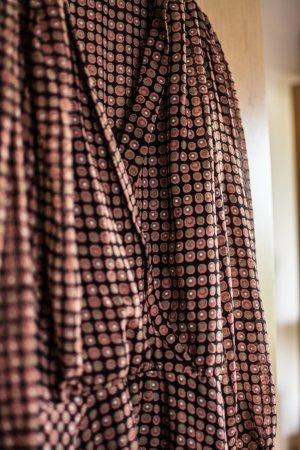 Atmosphere Jurk met lange mouwen veelkleurig Polyester