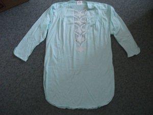 schönes leichtes Sommer Nachthemd von Bleyle, Gr. 38 mint grün