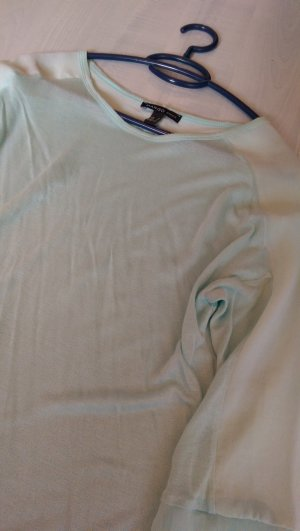 Schönes Longshirt Mint von Mango