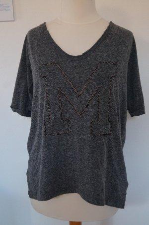 Schönes M-Shirt in Grau