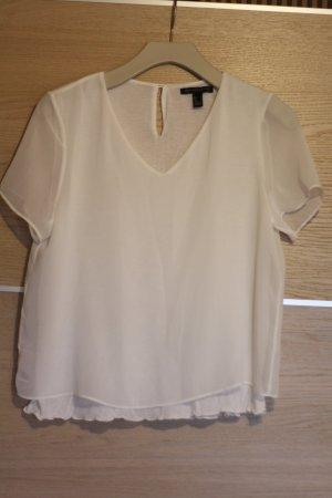 schönes Mango Shirt, Größe M