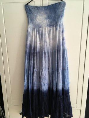 Solitaire Vestido largo multicolor