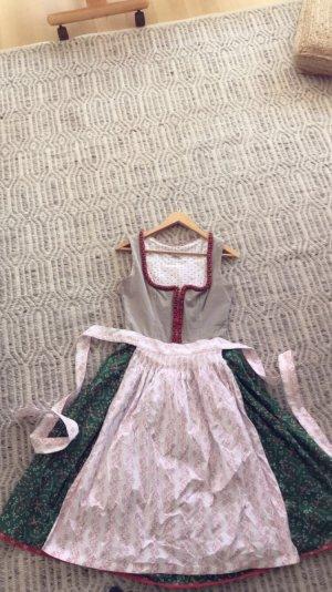 Almsach A Line Dress multicolored cotton