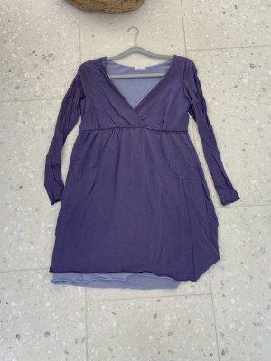 Oysho Négligé gris violet-violet