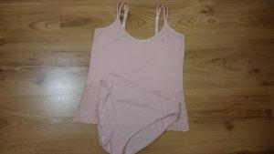 Tchibo / TCM Conjunto de lencería rosa claro