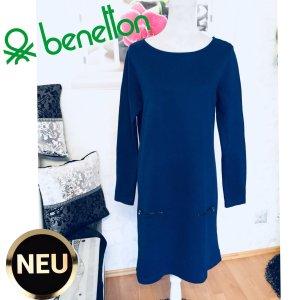 Schönes neues - Benetton - Jersey Kleid Gr .M