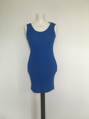 Schönes Neues Kleid in blau mit Etikett
